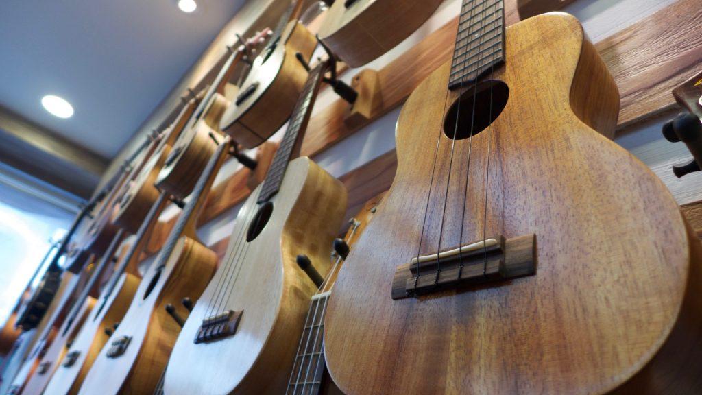 ukulele information