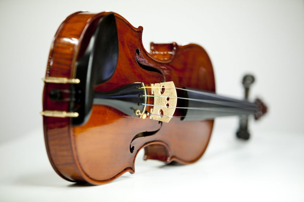 violin info